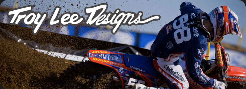 Troy Lee Designs at JAB Motorsports - www.jabmotorsports.ca