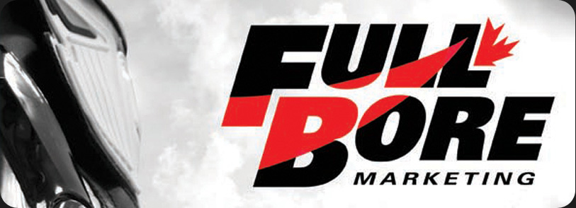 Full Bore Marketing at JAB Motorsports - www.jabmotorsports.ca